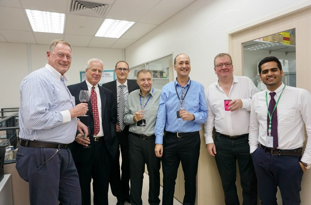January 30th 2015: Austrianova Officially Opens New Facilities in Singapore